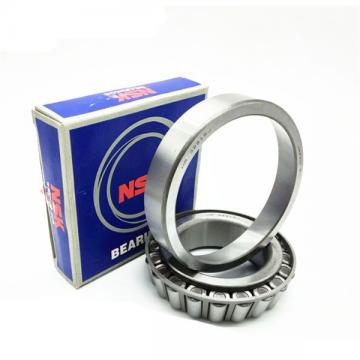 260 mm x 360 mm x 100 mm  KOYO DC4952AVW cylindrical roller bearings